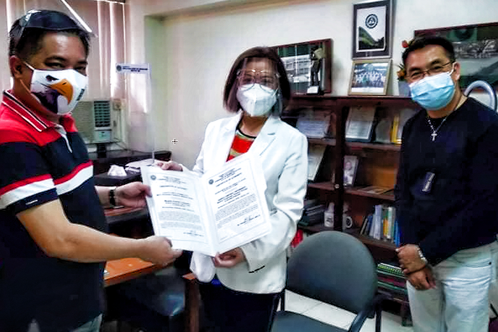CHED approves the MCU College of Nursing, Medical Technology, and Physical Therapy to hold limited face-to-face classes for School Year 2021-2022